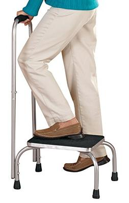Step Stool With Handle - Improvements