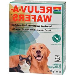 Sun Chlorella Rejuv-A-Wafers Superfood Supplement for Dogs a