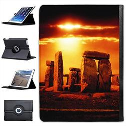Sunset Over Stonehenge in Wiltshire England for Apple iPad A