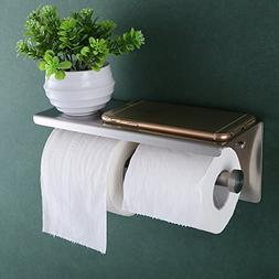 Greenspring SUS304 Stainless Steel Double Roll Toilet Paper