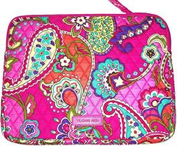 "Vera Bradley Tablet Sleeve Pink Swirls Fits up to 13"" Laptop"