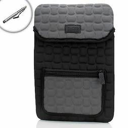 Tablet Sleeve with Handle and Weather-Proof Exterior + Acces
