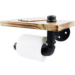 toilet paper holder industrial iron