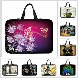 """Sleeve Case Cover for 9.7 10.1"""" Samsung Tablet Notebook Shoc"""