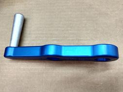 "VISE HANDLE FITS MOST 6"" VISES WITH 3/4 HEX BLUE LIGHT WEIGH"