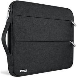 Voova 15.6 14 15 inch Laptop Sleeve Case with Handle Waterpr