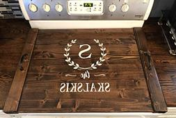 Wooden Stove top Cover Board